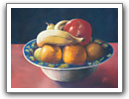 Still Life with Oranges artwork